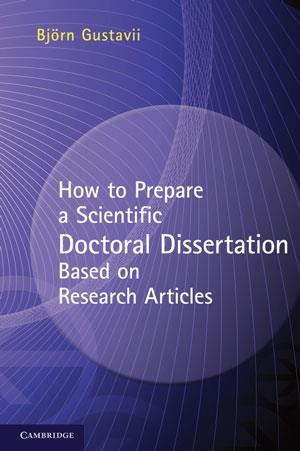Phd thesis in chemistry