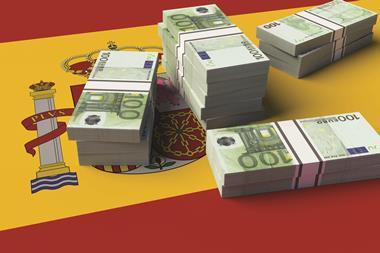 spanish funding concern