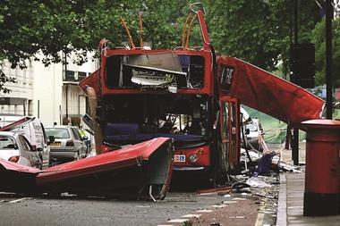 7/7 London bombings - Hero image
