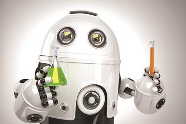 Robotic chemist