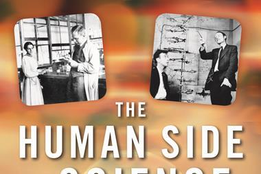 human side of science cover